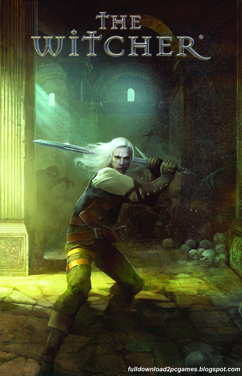 The Witcher 1 Free Download PC Game - Full Version Games