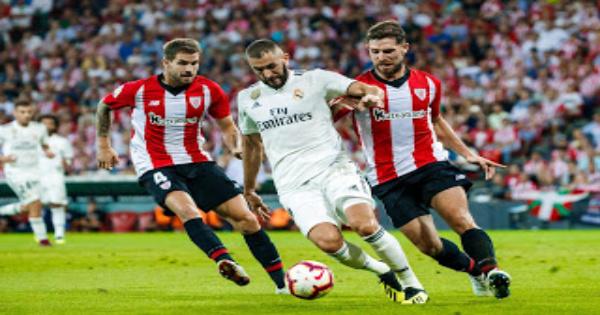 مباراة ريال مدريد وأتلتيك بلباو كورة لايف