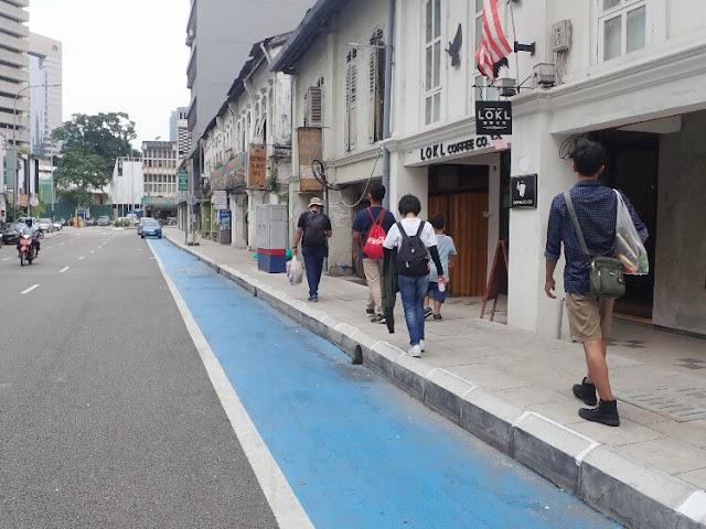 Jalan-Jalan Seharian di Kuala Lumpur