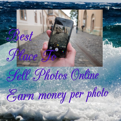 best place to sell photos online