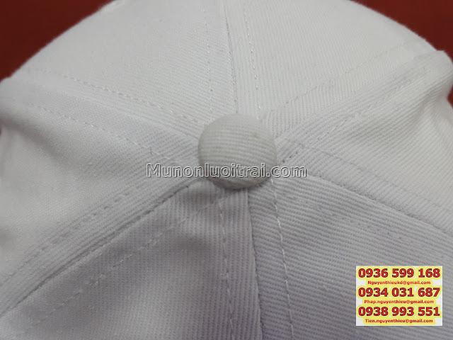 Non Snapack theu logo quang cao may non quang cao hcmIN non luoi trai gia re xuong may non gia re