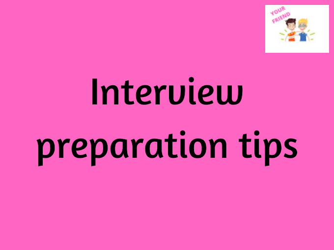 Effective Job Interview Preparation
