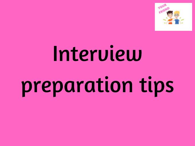 Effective Job Interview Preparation