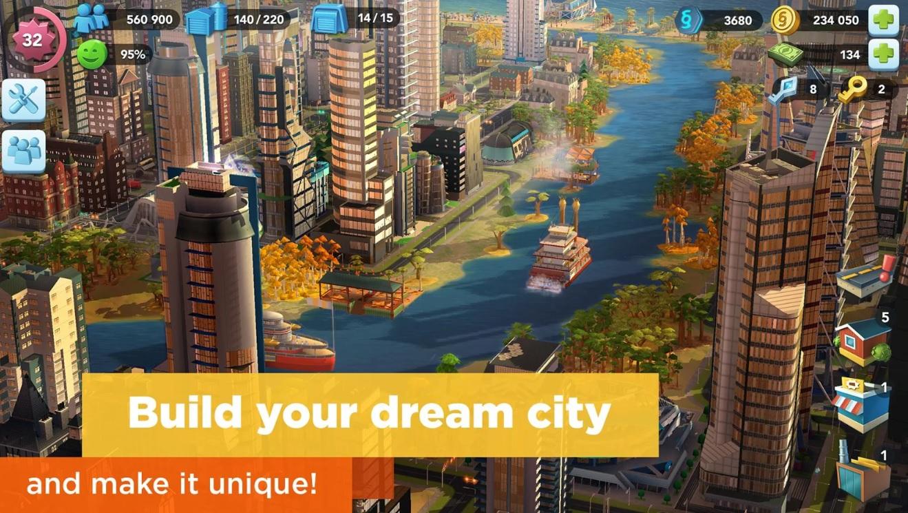 SimCity BuildIt - v1.23.3.75024 - MeGa Mod