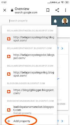 Artikel di Blogger