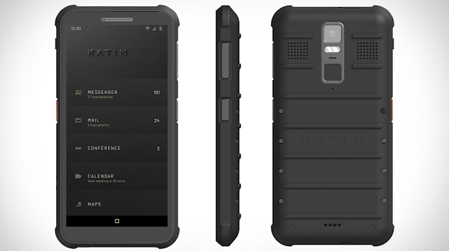 Katim Phone - Most Secure smartphone in the world
