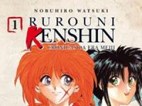 Resenha Rurouni Kenshin Nº1