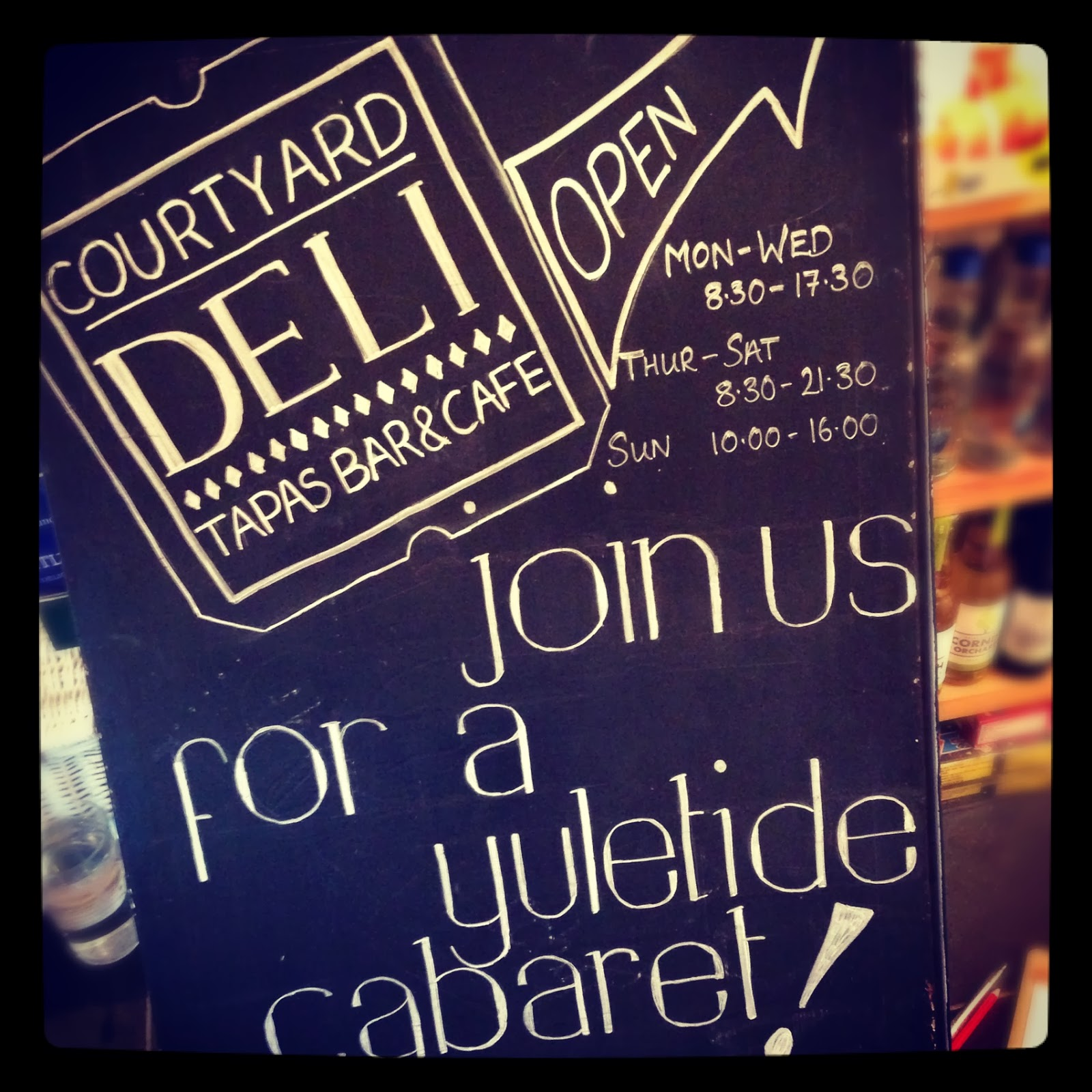 The Courtyard Deli, Falmouth