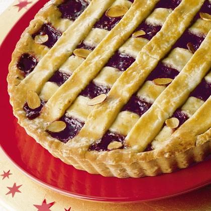 Lattice Linzer Torte Recipe