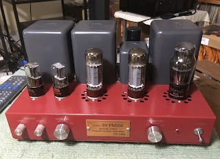 Sun Audio SV-PM200 Single Ended tube integrated amplifier (sold) Sun%2BAudio%2Bsv%2Bpm%2B1