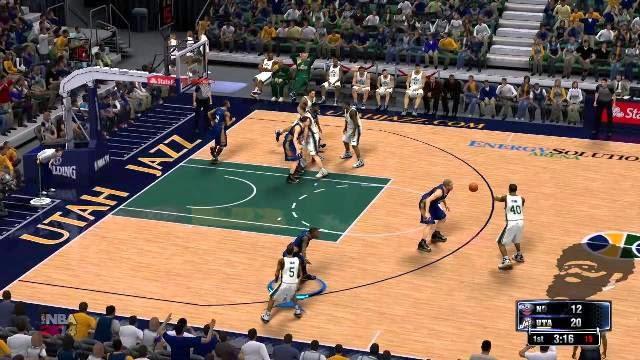 NBA 2K14 PC Games Gameplay