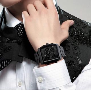 Contoh Model Jam Tangan Pria Terbaru dan Murah