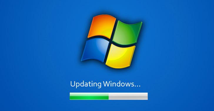 microsoft windows patch updates
