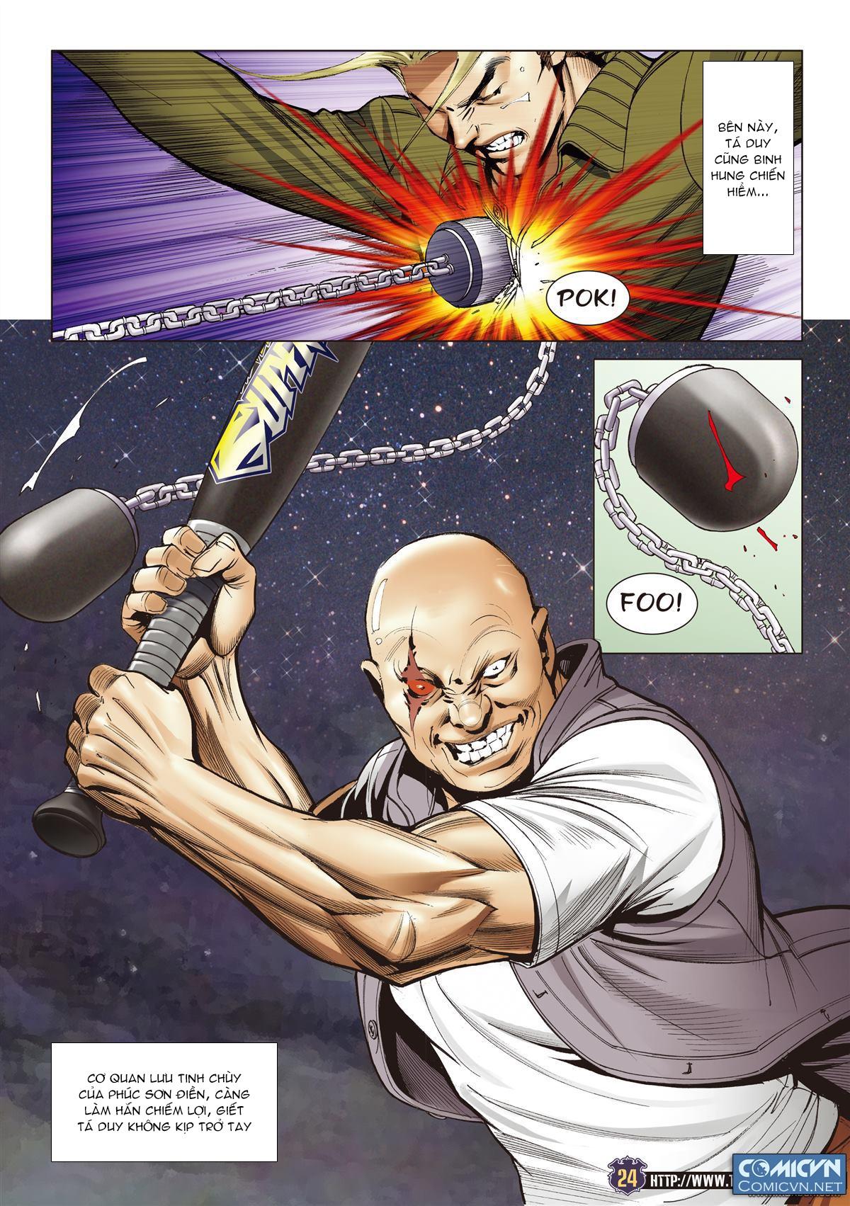 Người Trong Giang Hồ chapter 2078: tranh bảng xếp hạng trang 22