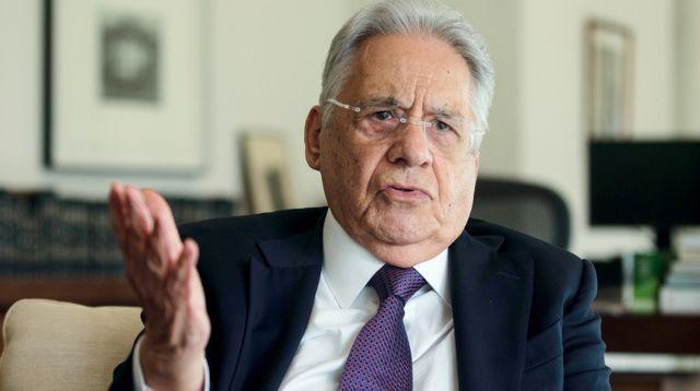 Entre Lula e Bolsonaro, FHC diz ficar com Lula em 2022