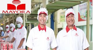 Informasi Loker Terbaru PT MAYORA INDAH Tbk Lulusan SMA/SMK Sederajat