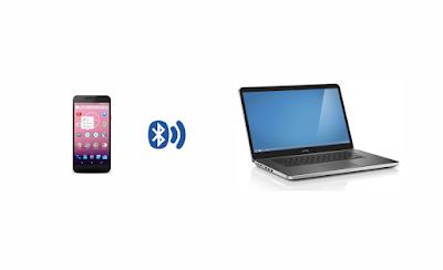 Cara Mengirim File Lewat Bluetooth Hp Ke Laptop Windows 10