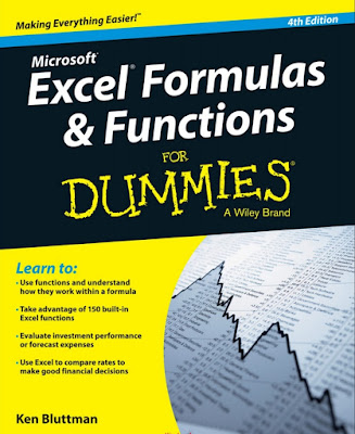 [Free ebook]Excel Formulas and Functions For Dummies, 4th Edition by Ken Bluttman