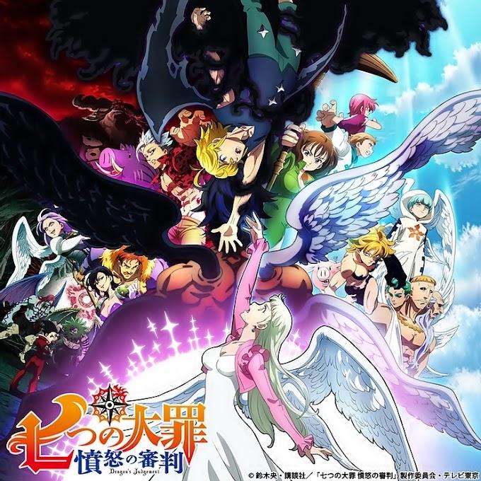 "SawanoHiroyuki[nZk]:ReoNa - Time Lyrics「TV Anime ""The Seven Deadly Sins: Dragon's Judgement"" ED」"