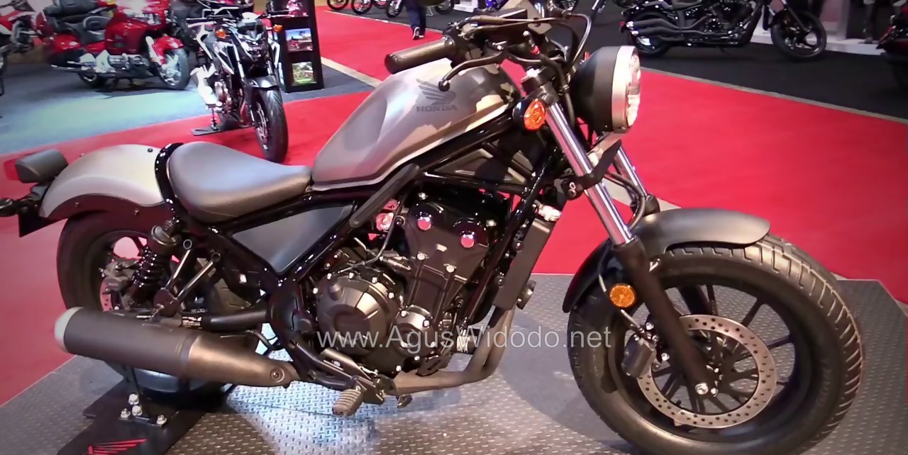 Honda Rebel 500 2018 Give Your Review and Opinion to This ...