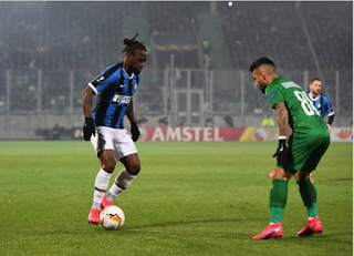 Inter Milan Director Opens Up on Victor Moses' Future