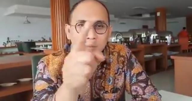 Abu Janda Diminta Tunjukkan Videonya Saat Datang Ke Wamena