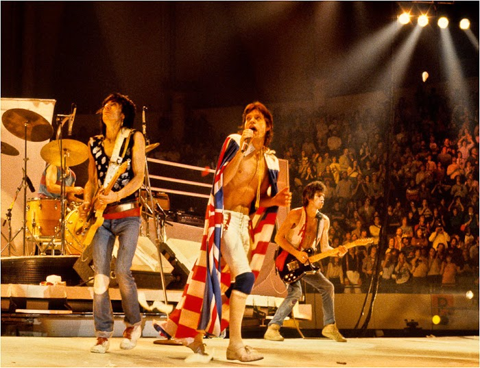 Talk From The Rock Room: Rolling Stones:'Wherever I Go They