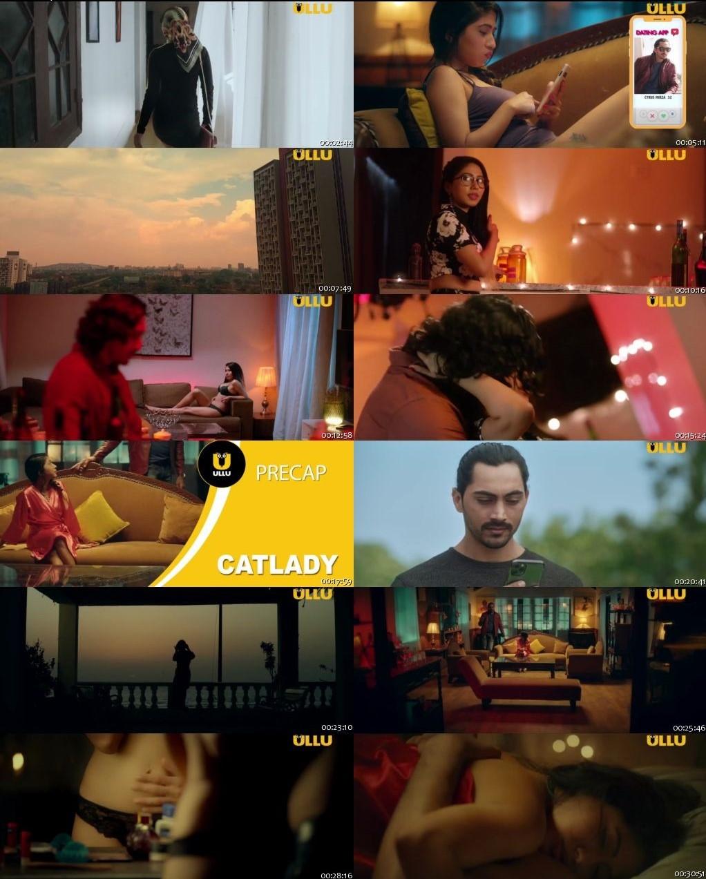 Catlady 2020 Hindi Episode HDRip 720p