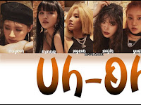 Lirik Lagu (G)I-DLE - Uh-Oh beserta Terjemahan Indonesia