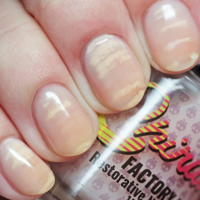 Chirality Nail Polish Factory Reset Restorative Nail Treatment