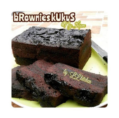 Resep Brownies - Brownies Kukus by Lia