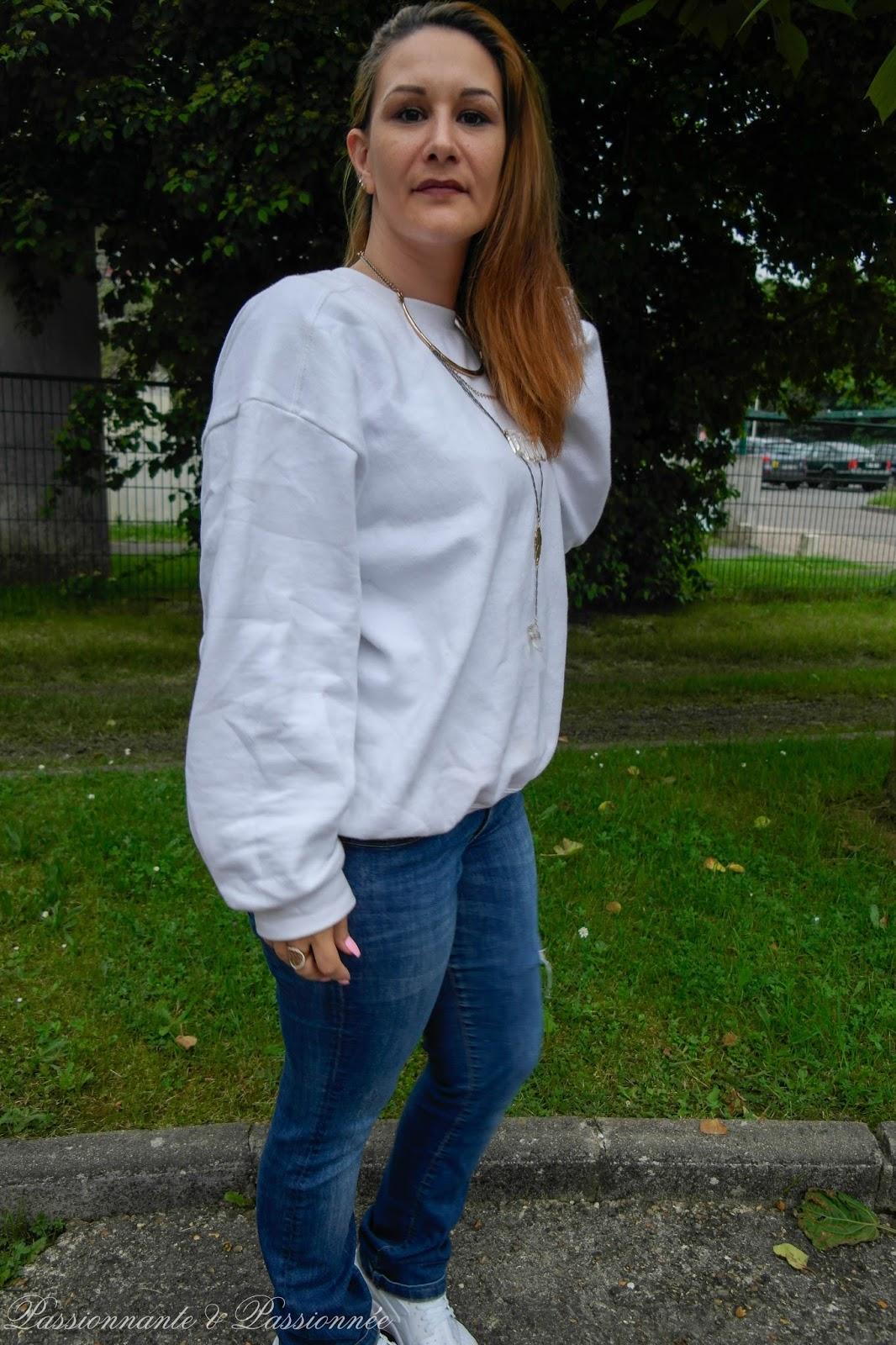 blogueuse mode look sportwear