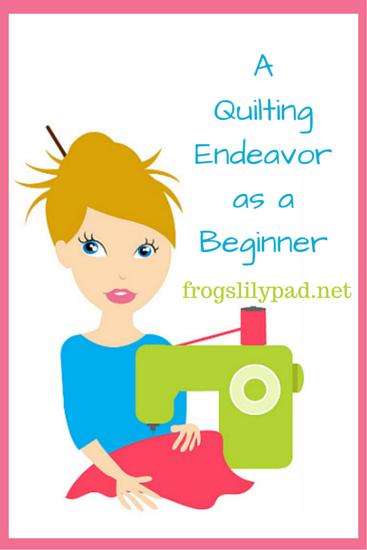 A Quilting Endeavor l frogslilypad.net