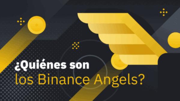 Quiénes son los ángeles de Binance