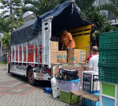 Jasa Angkutan Truk Tangerang