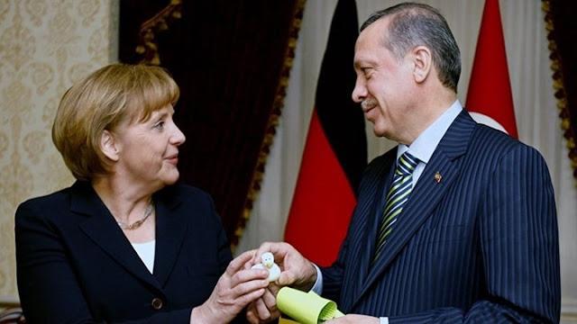 Η Γερμανία σώζει την Τουρκία (ξανά)
