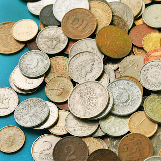 Monedas europeas antes del euro