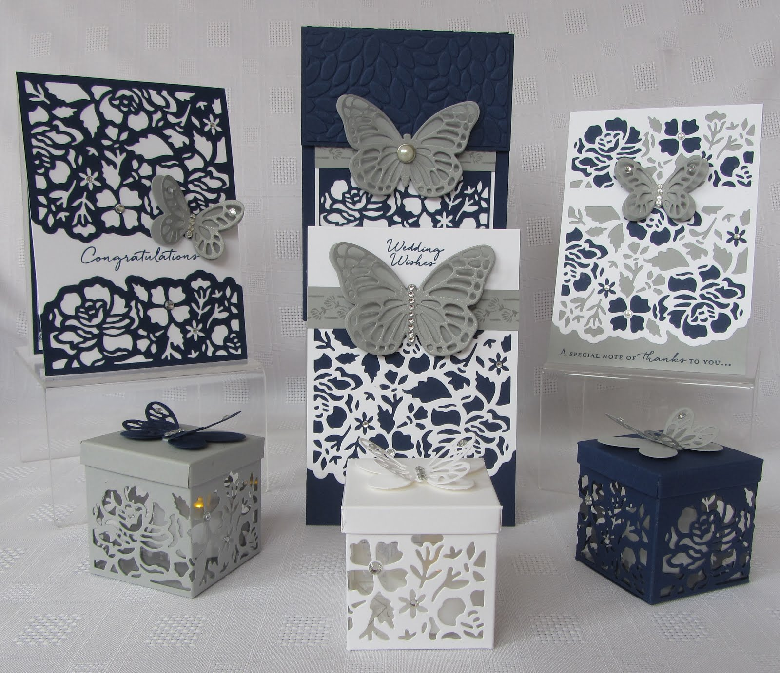 Floral Phrases & Detailed Floral Thinlits Stamp Class Instructions