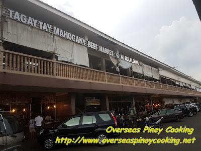 Mahogany Market, Tagaytay