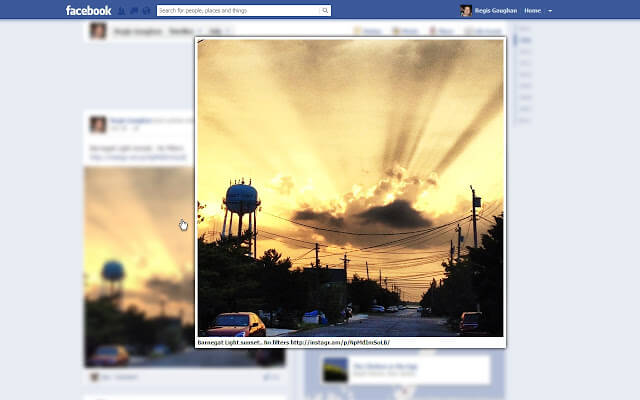 Photo Zoom For Facebook  - Facebook Features, Tips And Tricks