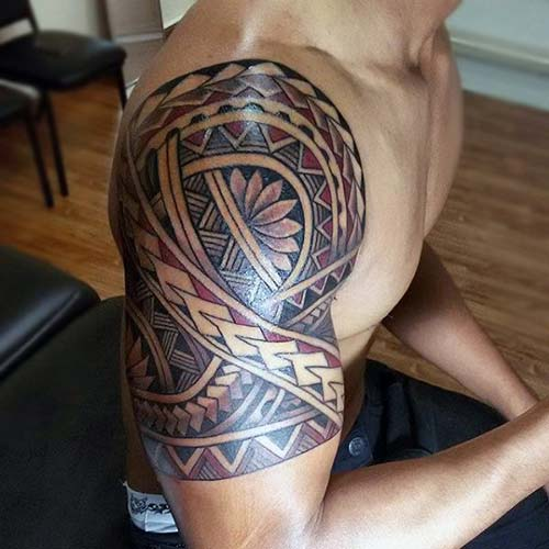 maori tribal dövmeler tattoos 19