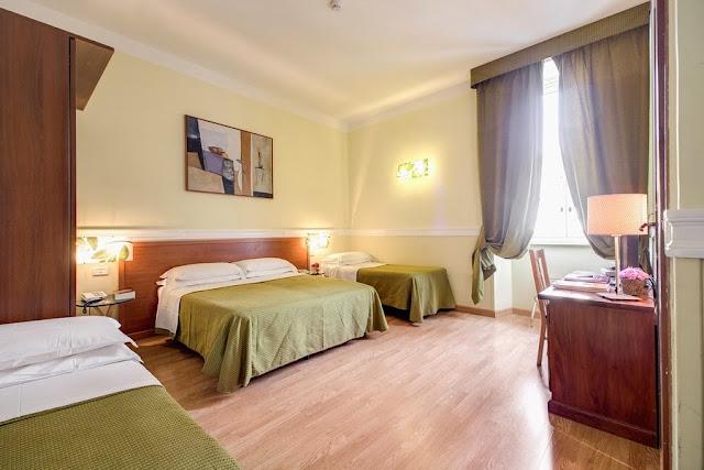 Hotel St. Moritz em Roma