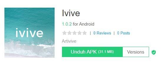 download aplikasi ivive