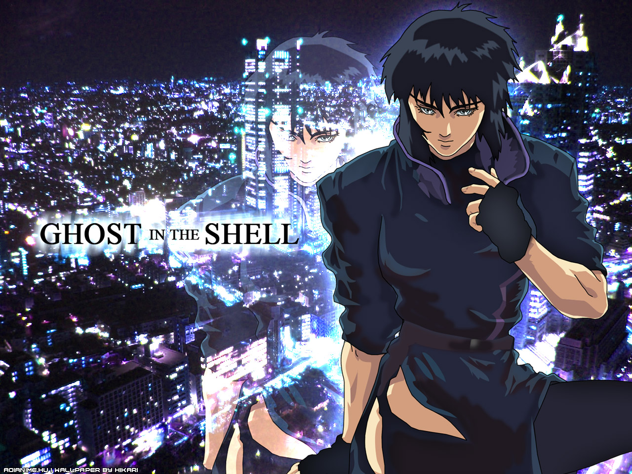 A Blog About Movies: Ghost in the Shell