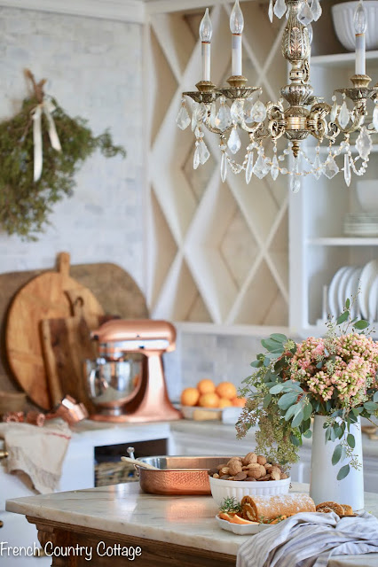 A story &  7 ideas for adding vintage charm to your kitchen