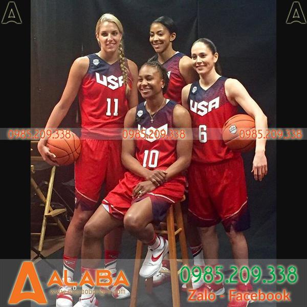Áo bóng rổ nữ được yêu thích nhất