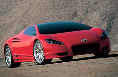 Sport Cars Concept Cars Cars Gallery Toyota Sports Cars
