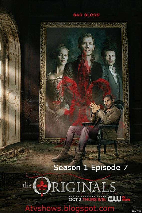 The Originals Season 1 Episode 7 Bloodletting