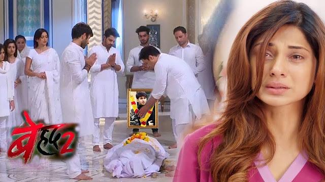 Big Twist : Maya's suicide drama kills Rishi Rudra helpless in Beyhadh 2