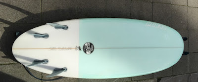 "Board review Pukas Resin Cake 6'3 x 23"" x 3"""